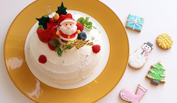 親子クリスマスお菓子作り教室