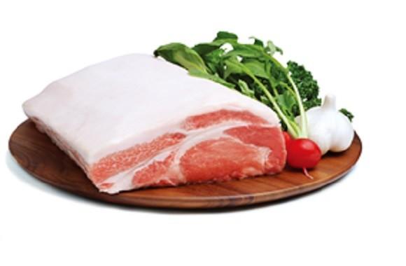 千歳産「う米豚」