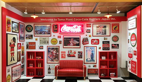 コカ・コーラ工場見学と鉄道博物館